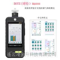 BOTE(博特)泵吸式检测仪HCN(氰化氢)彩屏防爆BQ6000