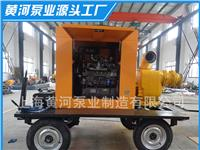 移动式柴油机自吸泵农田灌溉工程水泵 KDZY移动式
