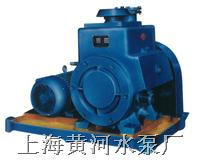 2X型双级旋片式真空泵-真空泵厂 2X型