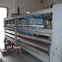 均匀轧车(台湾合作生产).光电整纬器.定形机