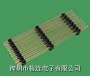 電腦連接器 pitch:0.5,0.8,1.0,1.27,2.0,2.54,3.96mm