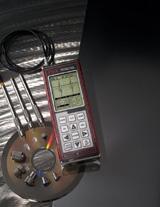 A/B扫描高PVX精密超声波测厚仪 PVX