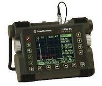 USM35X超声波探伤仪 USM35XDAC/XS