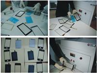 液晶触摸总成分解冰箱 HLC系列