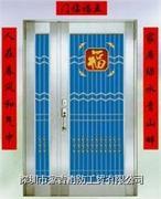 深圳不锈钢防盗门