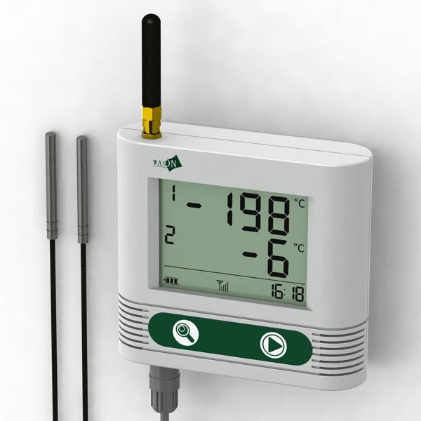 无线超低温温度采集器