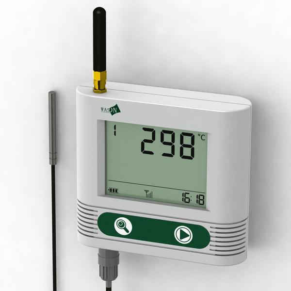 无线高温温度采集器