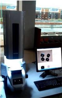 江苏苏州弹簧尺寸快速全检测量仪