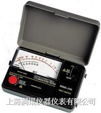 日本共立绝缘电阻测试仪 3165/3166 3165/3166