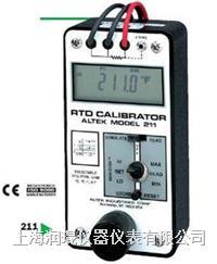 热电阻校验仪 Altek 211 Altek 211