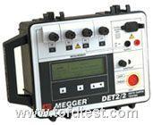 DET2/2接地电阻测试仪(美) DET2/2接地电阻测试仪(美)