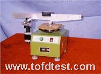 MHH-5人造板划痕试验机 MHH-5人造板划痕试验机