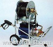"""""""立耐""""HD15便携式高压射水机 """"立耐""""HD15便携式高压射水机"""