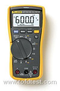 Fluke 117C 非接触式电压测量万用表 Fluke 117C 非接触式电压测量万用表