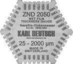 湿膜层测厚仪 EN ISO 2808