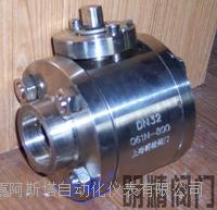 Q61N高压焊接球阀 焊接球阀不锈钢焊接球阀  Q61N