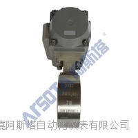气动含附件超短型锻打对夹球阀  不锈钢锻打对夹球阀  Q671F型