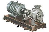 高温风冷式热油泵