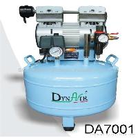 靜音無油空壓機DA7001