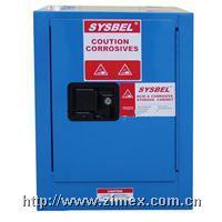 弱腐蚀性液体[安全储存柜(4加仑) WA810040B