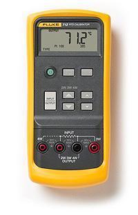 鉑電阻(RTD) 過程校準器