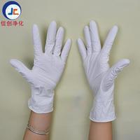 东莞佳创净化厂家 批发一次性丁晴手套 加厚供应商手套 佳创净化