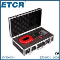 ETCR2000C+多功能型钳形接地电阻测试仪