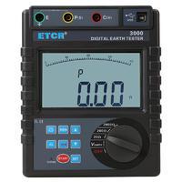 ETCR3000B数字式接地电阻表
