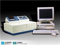 756MC/756CRT型紫外可见分光光度计 756MC/756CRT