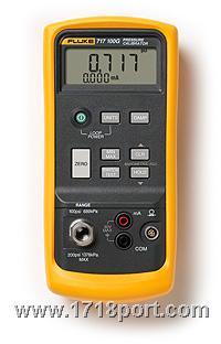 Fluke717-30G/100G压力校验仪 Fluke717-30G/100G