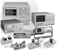 美国Agilent数字电桥选型表 E4980A 4287A 4284A 4338B/4294