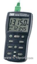 高精度温度表TES-1316 TES-1316(-150℃-+1767.0℃)