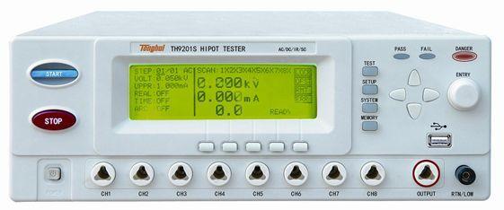 常州同惠程控耐压测试仪