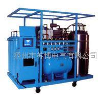 TEQC-300C SF6气体回收固化提纯系统