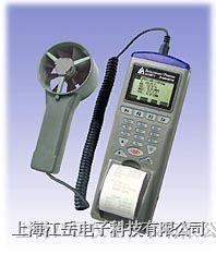 列表式溫度/濕度/結露/濕球/風速/風量測量儀 AZ9871