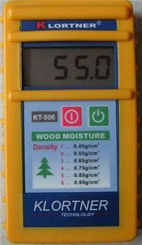 意大利KT-506感應式木材水分份儀|意大利KT-506感應式木材含水率儀|意大利KT-506感應式木材測濕/試儀|意大利KT-506感應式含水率測濕儀 KT-506