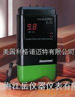 利格諾邁特LIGNOMAT 木材水分測濕儀|Mini-Ligno E/D木材水分儀木材含水率測量儀木材濕度計 Mini-Ligno E/D