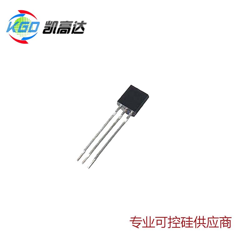 单向微触发可控硅 MCR100-8