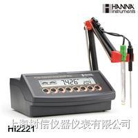 意大利哈纳HANNA HI2221 PH计 HI2221