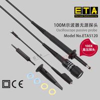 苏州 ETA5120 100MHz示波器无源高压探头 ETA5120