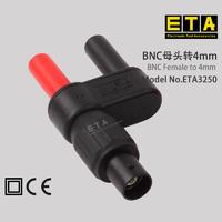 苏州  ETA3250 BNC母头转4mm ETA3250