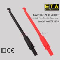 苏州 ETA3409  4MM插孔免刺破测针 ETA3409