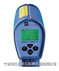 红外测温仪(辐射测温仪,非接触测温仪) TI110系列便携式辐射测温仪