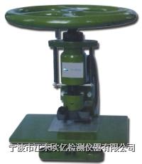 冲片机(哑铃型制样机,裁样机,切试片机,拉伸样条机) TY-4025