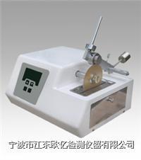 金相精密切割机DTQ-5 DTQ-5低速精密切割机