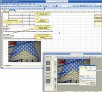 X-Loupe 影像管理软件 x-loupe 景深扩展软件(现场显微镜测量软件,二维尺寸测量软件)