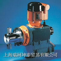 隔膜計量泵 Sigma系列