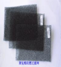 聚氨酯阻燃过滤网(阻燃过滤棉)
