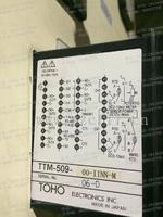 TOHO日本东邦TTM-509-00-IINN-M温控器