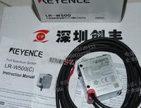 KEYENCE 基恩士放大器内置型白色光点光电开关LR-W70